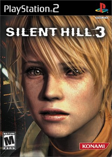 Box art for the game Silent Hill 3