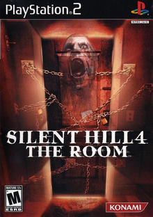 Box art for the game Silent Hill 4: The Room
