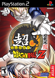 Box art for the game Super Dragon Ball Z