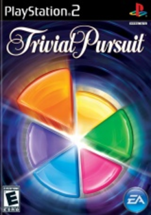 Box art for the game Trivial Pursuit
