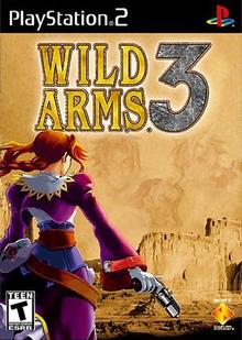 Capa do jogo Wild ARMs 3