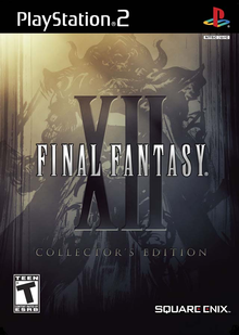 Box art for the game Final Fantasy XII Collector's Edition