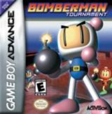 Box art for the game Bomberman Tournament
