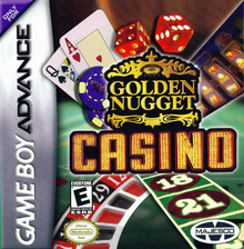 Box art for the game Golden Nugget Casino