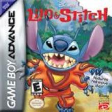 Box art for the game Lilo & Stitch