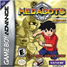 Box art for the game Medabots: Metabee (Gold)