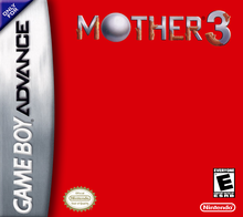 Box art for the game Mother 3