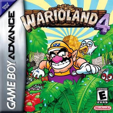 Box art for the game Wario Land 4