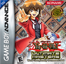 Box art for the game Yu-Gi-Oh! Ultimate Masters --  World Championship Tournament 2006