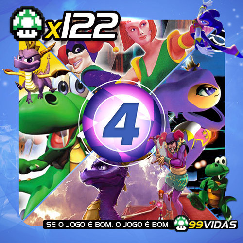 http://99vidas.com.br/99vidas-122-4x4-nights-pandemonium-croc-e-spyro/